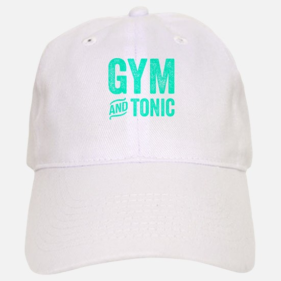 Gym and Tonic Baseball Baseball Baseball Cap
