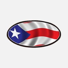 Puerto Rico Flag (bright) Patch