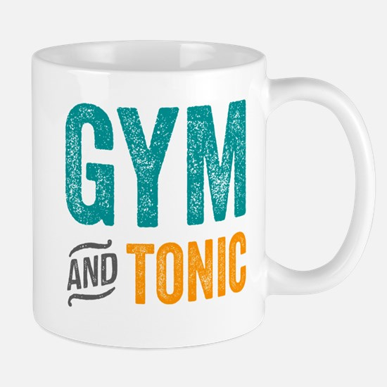 Gym and Tonic Mugs