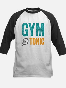 Gym and Tonic Baseball Jersey