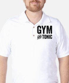 Gym and Tonic Golf Shirt