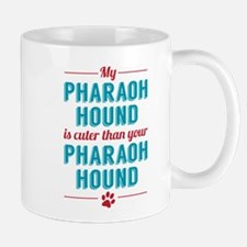 Cuter Pharaoh Hound Mugs