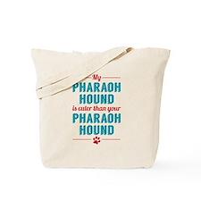 Cuter Pharaoh Hound Tote Bag