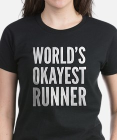 World's Okayest Runner Tee