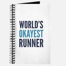 World's Okayest Runner Journal