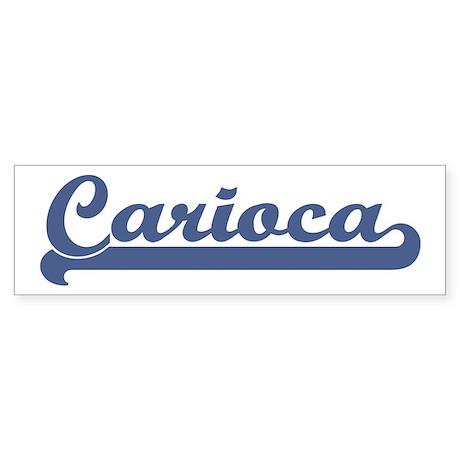 Carioca (sport) Bumper Sticker