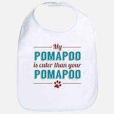 Cuter Pomapoo Bib