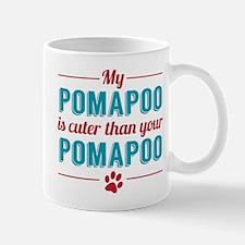 Cuter Pomapoo Mugs