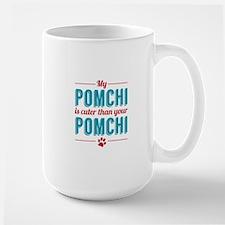 Cuter Pomchi Mugs