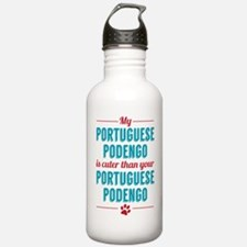 My Portuguese Podengo Sports Water Bottle