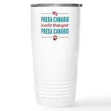 Cuter Presa Canario Travel Mug