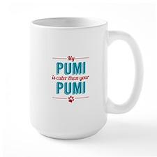 Cuter Pumi Mugs