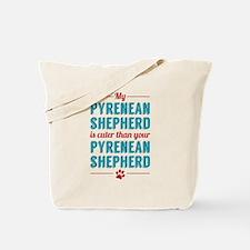 My Pyrenean Shepard Tote Bag
