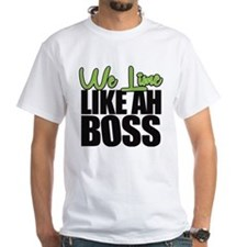 We Lime Like Ah Boss T-Shirt