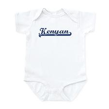 Kenyan (sport) Infant Bodysuit