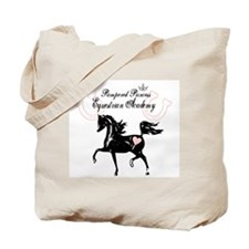 Equestrian Princess Academy Tote Bag