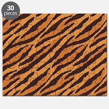 Tiger Fur Puzzle