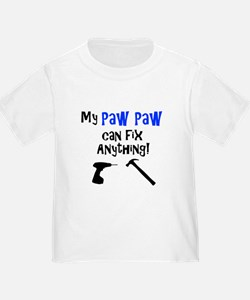 My Paw Paw can fix anything! T-Shirt