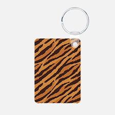 Tiger Fur Keychains