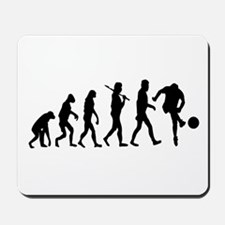 Soccer Evolution Mousepad