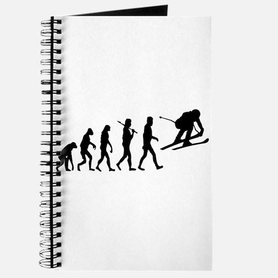 Skiing Evolution Journal