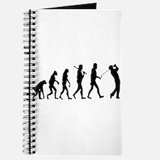 Golf Evolution Journal