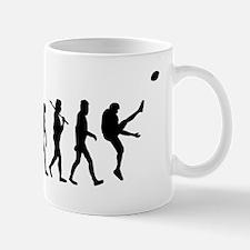Football Punter Evolution Mugs