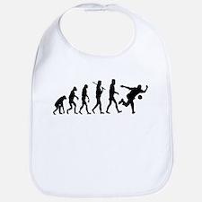 Bowling Evolution Bib