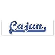 Cajun (sport) Bumper Bumper Sticker