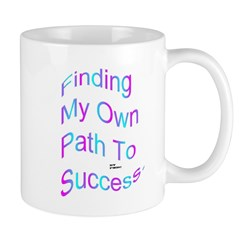 Finding My Own Path to Success.
