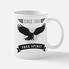 Birthday Born 1995 Free Spirit Mug