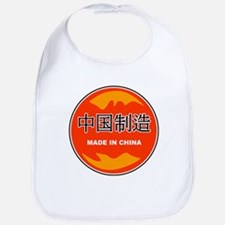 Made In China Bib