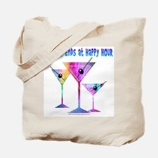 My DIET ENDS at Happy Hour! Tote Bag