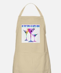 My DIET ENDS at Happy Hour! Apron