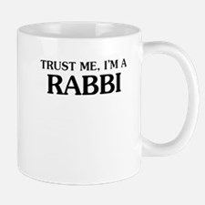 Trust Me Im A Rabbi Mugs