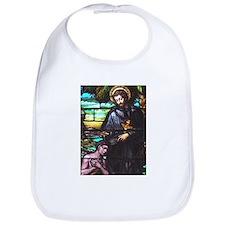 St. Francis Xavier Baby Bib