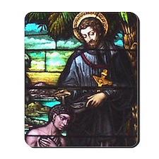 St. Francis Xavier Mousepad