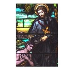 St. Francis Xavier Postcards (Package of 8)