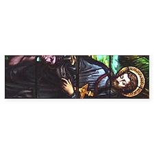 St. Francis Xavier Bumper Bumper Sticker