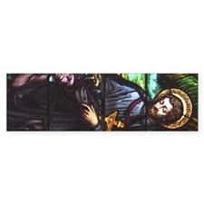 St. Francis Xavier Bumper Car Sticker