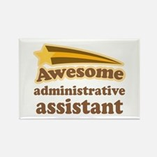 Awesome Administrative Rectangle Magnet (10 pack)