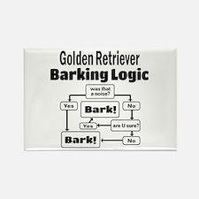 Bark Rectangle Magnet