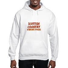 Scottish Country Dancing Rock Jumper Hoody