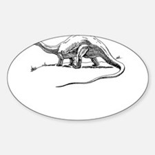 Therapsid Skeleton Decal