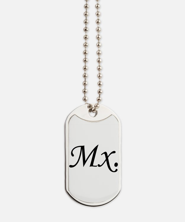 Cute Gender Dog Tags