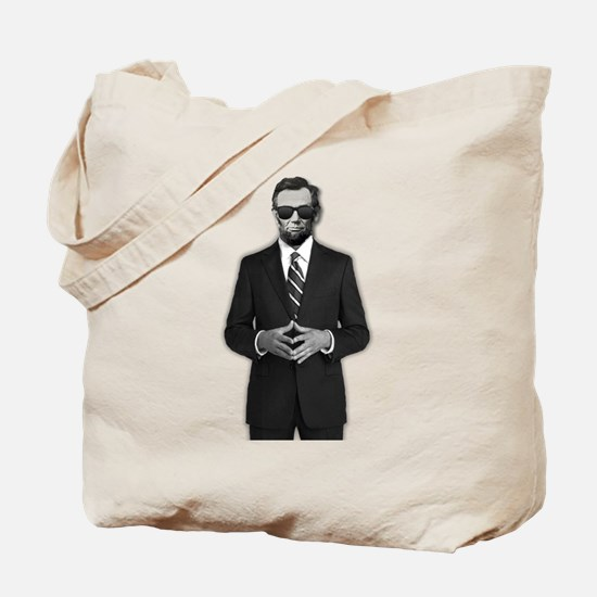 Lincoln Serious Business Tote Bag