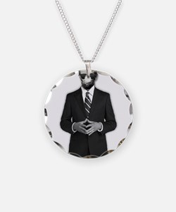 Lincoln Serious Business Necklace
