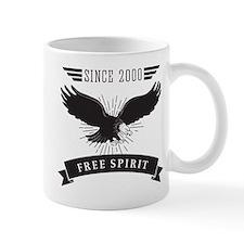 Birthday Born 2000 Free Spirit Mug