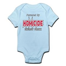 Homicide Energy Drink Body Suit