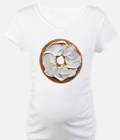 Bagel with Cream Cheese Shirt